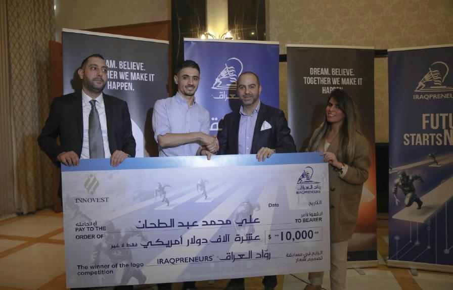 IRAQPRENEURS LOGO COMPETITION – WINNER AWARDED $10,000